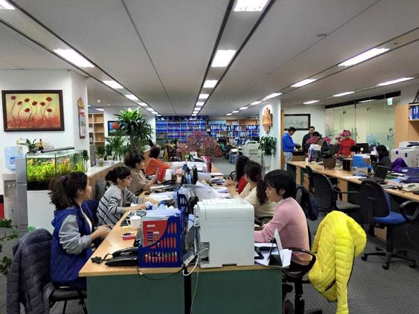 Văn hóa làm việc của doanh nghiệp