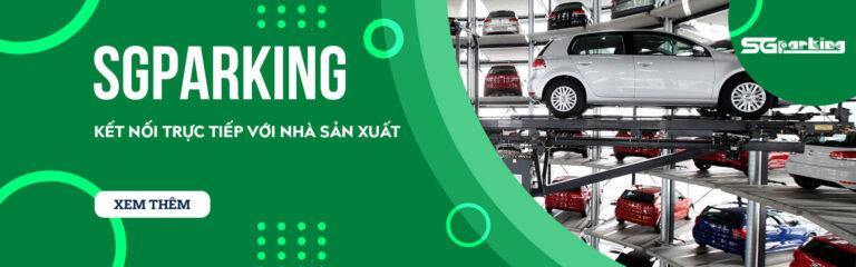 Bãi đỗ xe tự động sài gòn parking