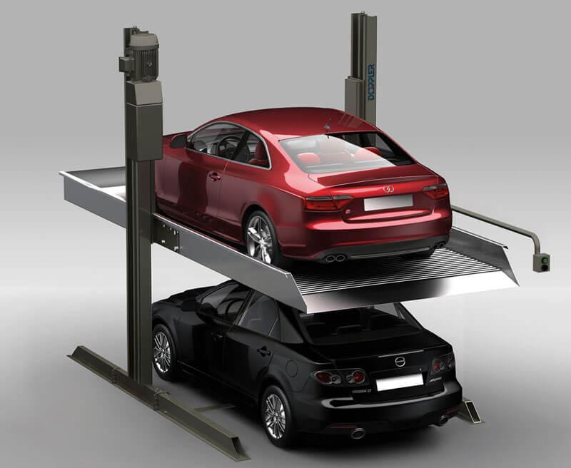 Hệ thống đỗ xe gia đinh SGparking