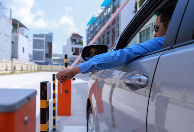 Kinh doanh bãi đỗ xe thông minh