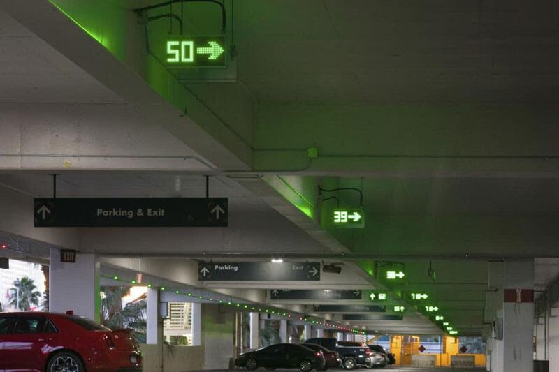 Giải pháp kiểm soát xe ra vào trong tầm hầm tại các trung tâm thương mại