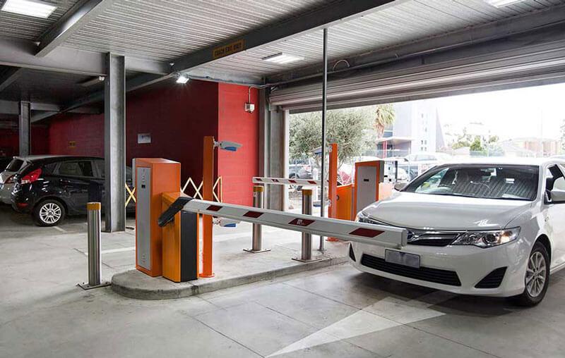 Lắp đặt hệ thống kiểm soát xe ra vào chung cư Sgparking